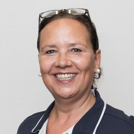 Nicole Altaner; Pflege Reha; Wundexpertin