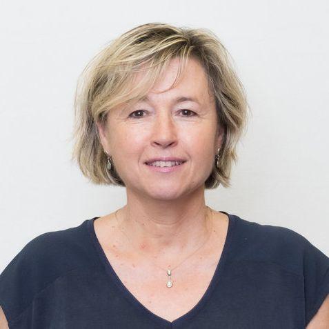 Doris Kym; Leiterin Fachärztehaus