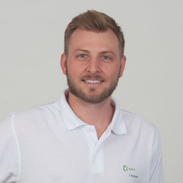 Yannik Reimann; Teamleiter ambulante Therapien