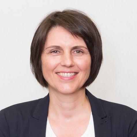 Sabine Eglin; Betriebsleiterin