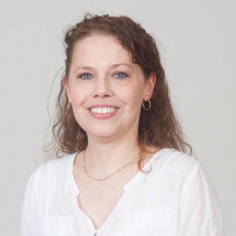 Andrea Gerhardt; Leiterin Abrechnungsbüro