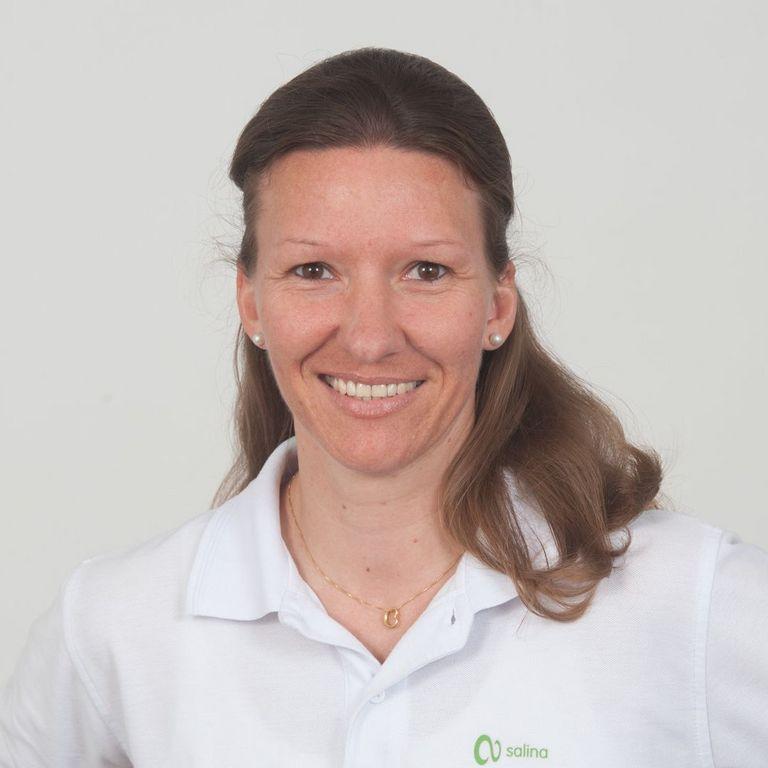 Isabelle Assmann; Physiotherapeutin