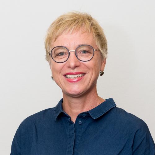Marianne van Vulpen; Leiterin Unternehmensentwicklung